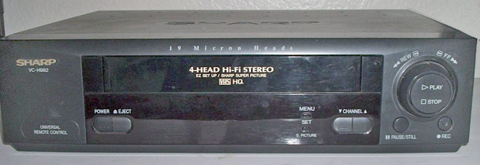 12. You LOVED renting movies from your local video store and watching them on the family television set. Most every household had a VCR during the 80s.