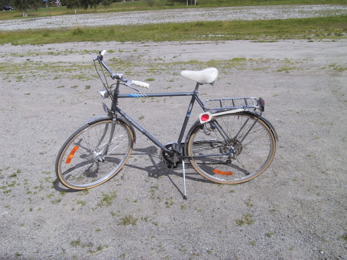 13. You spent many afternoons biking around the neighborhood with your friends.