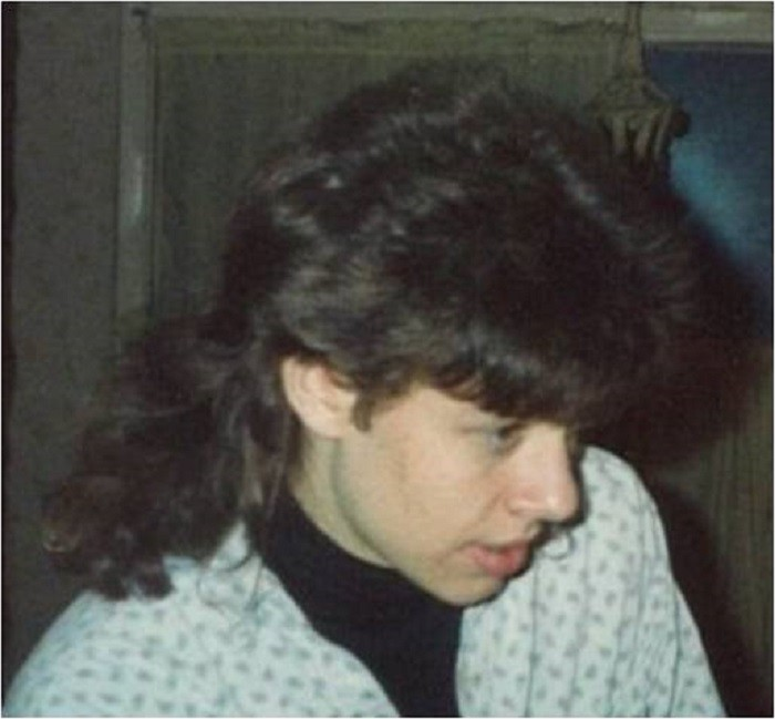 9. The 80s consisted of many crazy hairstyles such as mullets...