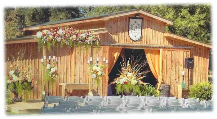 1. Robertson's Barn - Fosters, AL