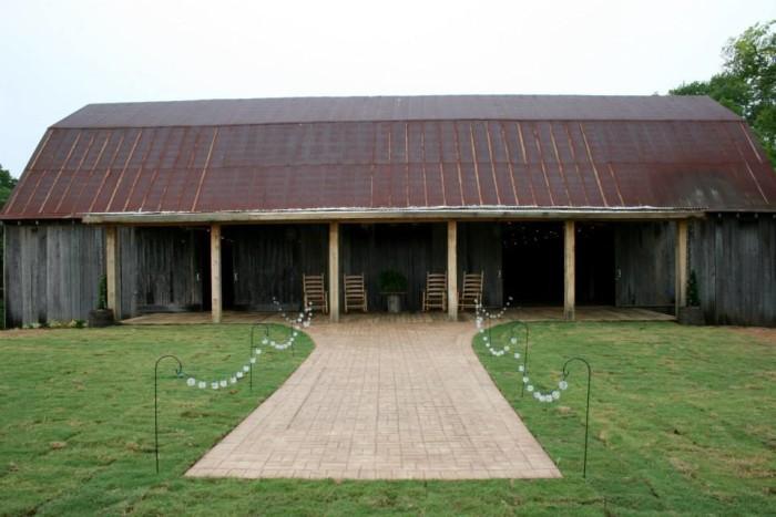 7. Ava's Place Barn Venue, LLC - Florence, AL