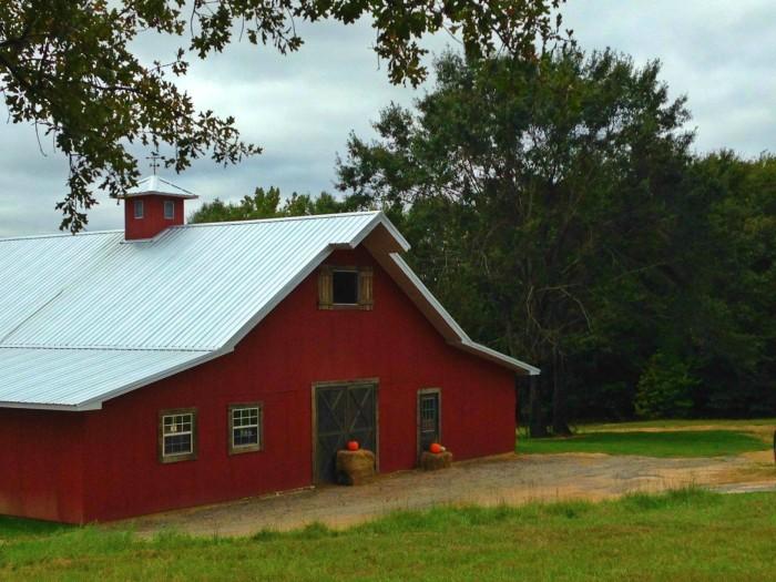 2. The Barn at Dogwood Farms - Seale, AL
