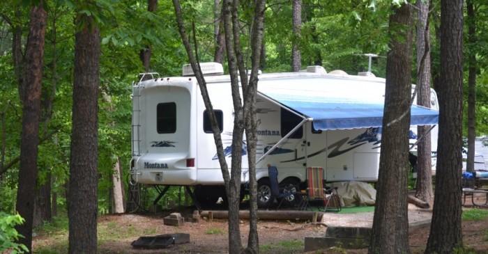 5. Oak Mountain State Park - Pelham, AL
