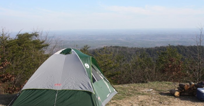 The 10 Best Camping Spots In Alabama