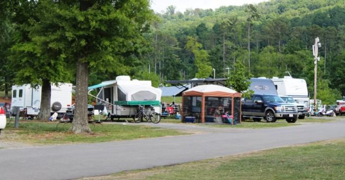 4. Lake Guntersville State Park - Guntersville, AL