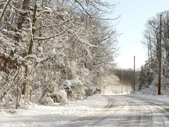4. Driving on Icy or Snowy Roads