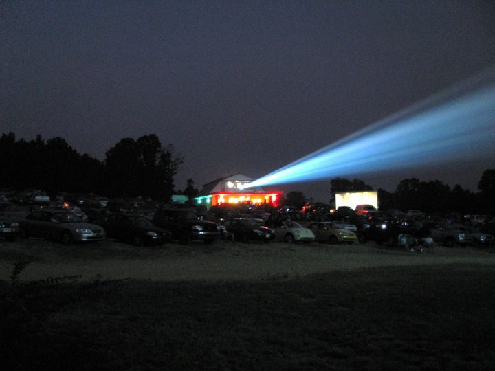9 Drive In Theaters In Alabama