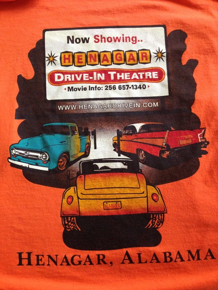 4. Henager Drive-In - Henager, AL