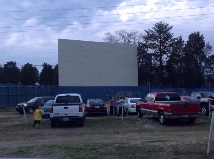 7. King Drive-In - Russellville, AL