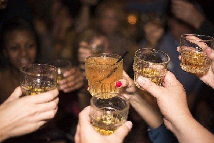7. Alabama was the first and only U.S. state (so far) to declare an alcoholic beverage as its official state drink. Alabama's official state drink is Conecuh Ridge Whiskey.