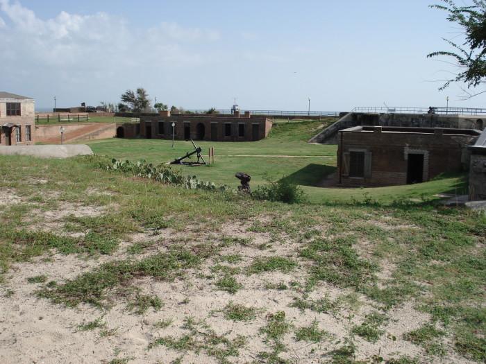 3. Fort Gaines Historic Site
