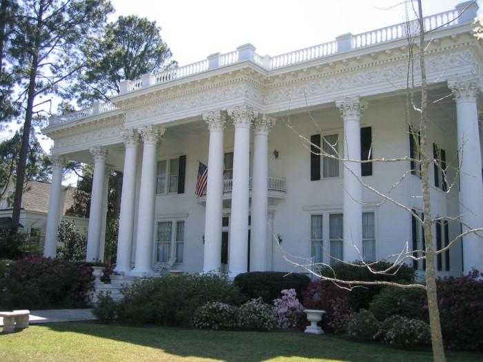 6. Shorter Mansion - Eufaula, AL