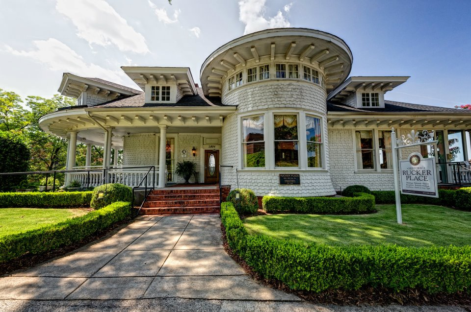 8 beautiful historic houses in alabama for Home builders alabama