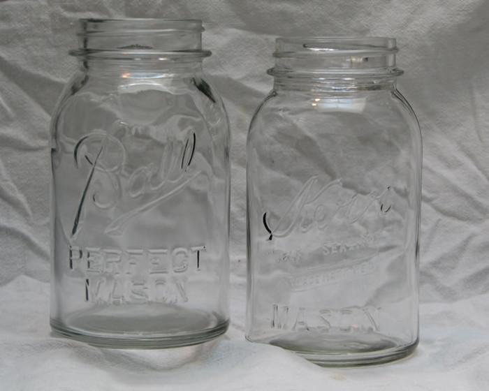 6. Mason Jars