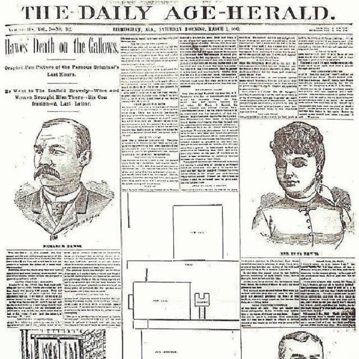 4. The Hawes Murders