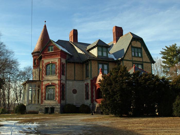 7. Kildare-McCormick House - Huntsville, AL