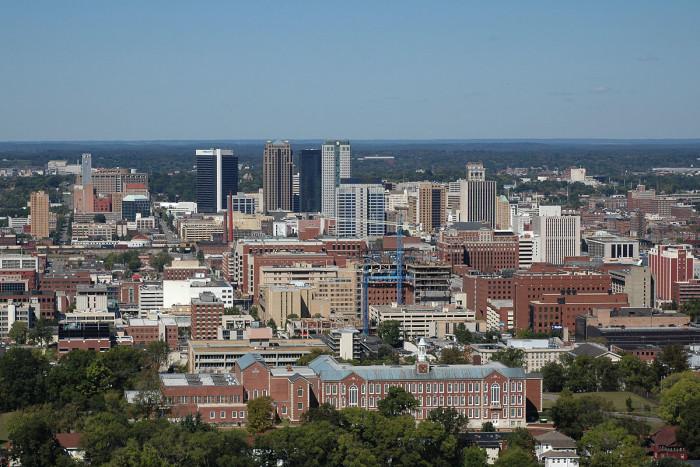 7. Birmingham