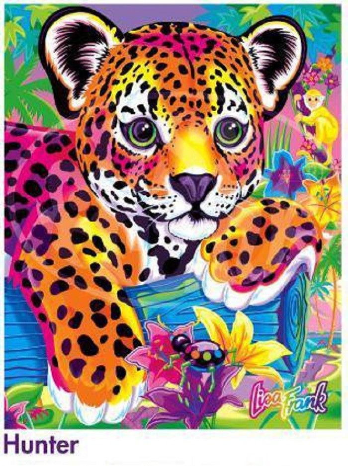 4. Anything Lisa Frank