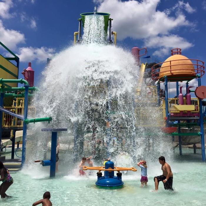 3. Alabama Splash Adventure - Bessemer, Alabama