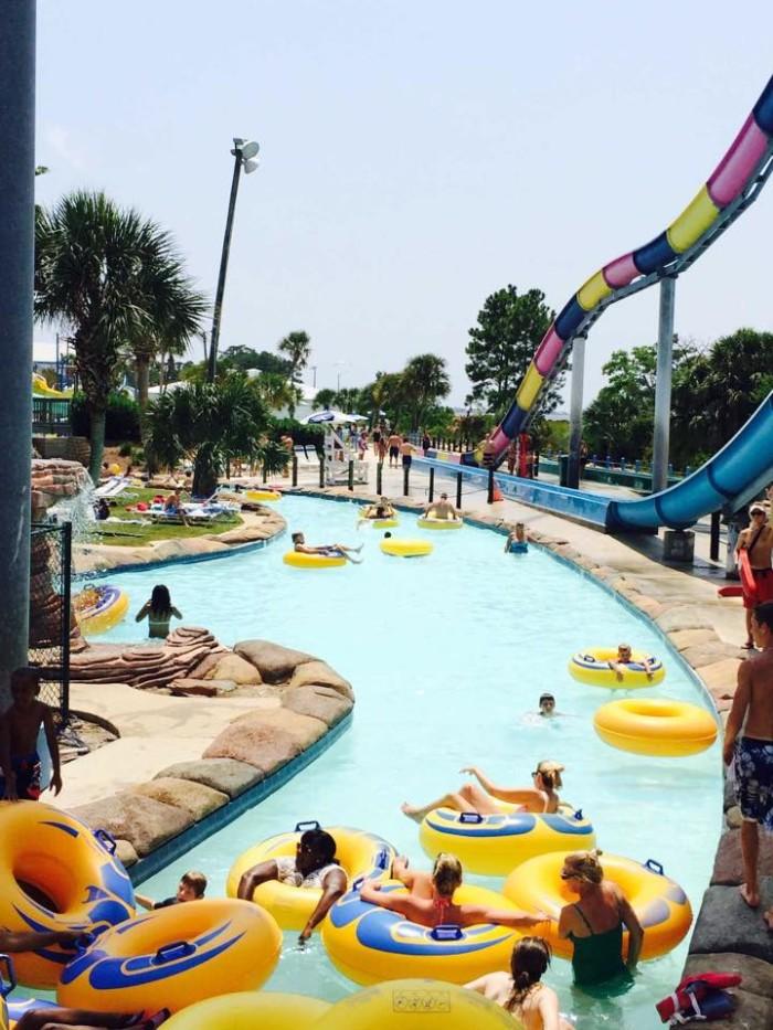 8 Awesome Alabama Water Parks