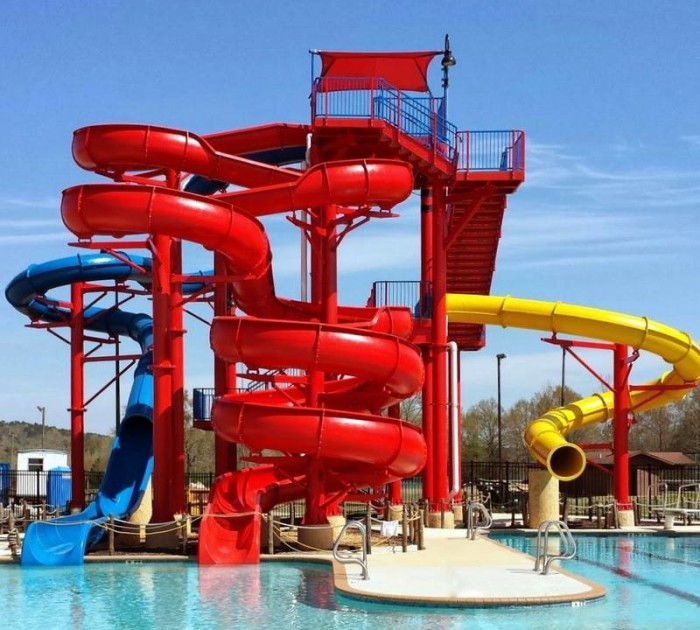 7. Fayette Aquatic Center - Fayette, Alabama
