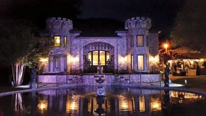 5. The Sterling Castle - Shelby, AL