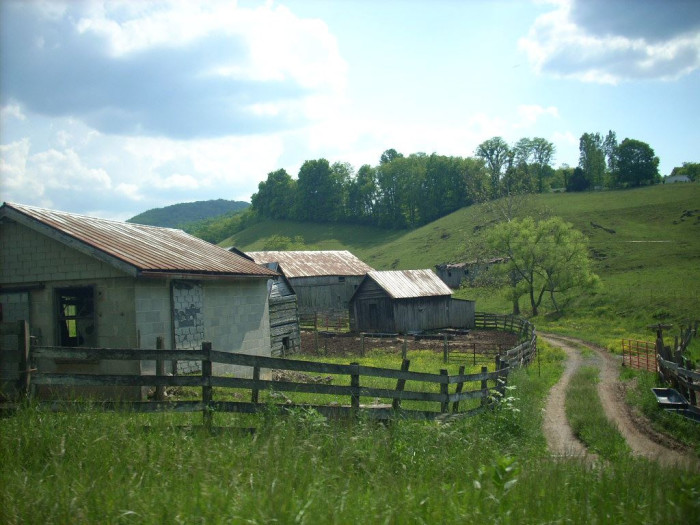 Image result for appalachian farmstead