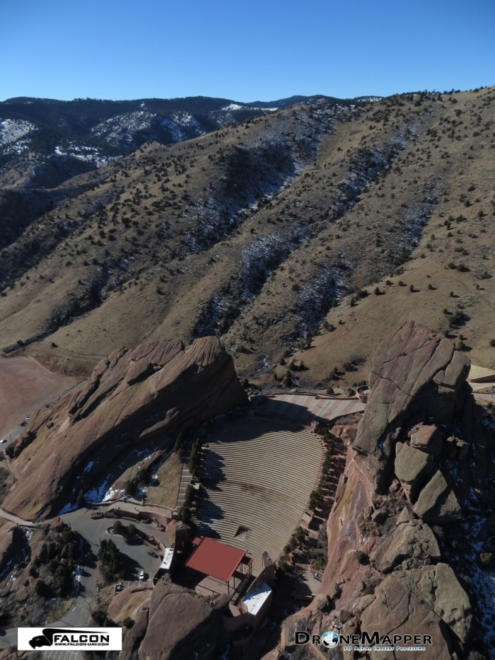 Aerial_view_of_Red_Rocks_Amphitheatre,_January_2013