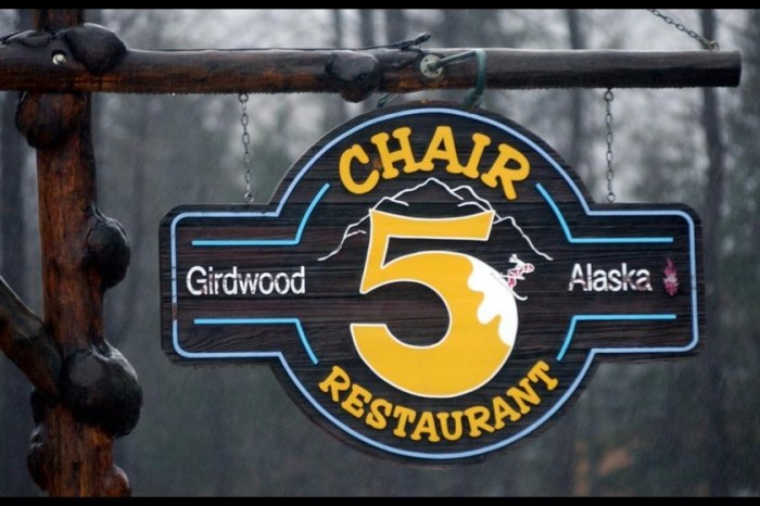 3) Chair 5 Restaurant