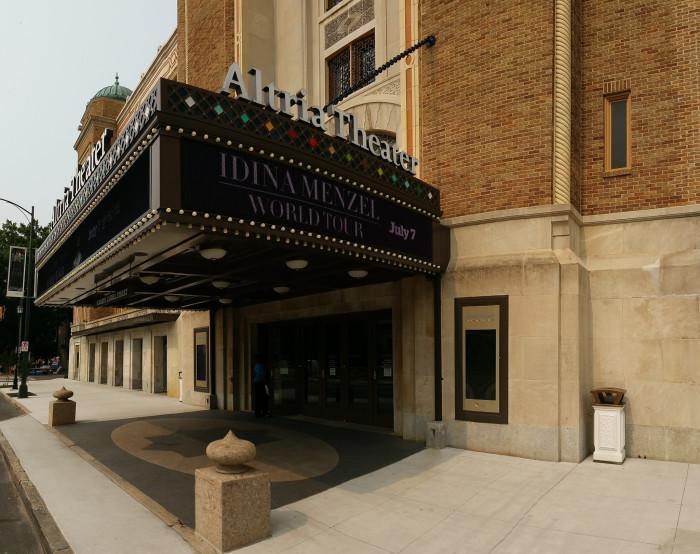 4. The Altria Theater, Richmond