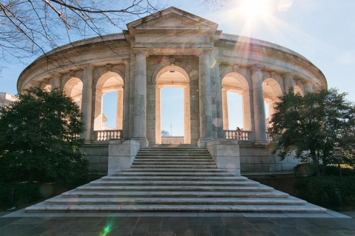 11. Arlington National Cemetery, Arlington