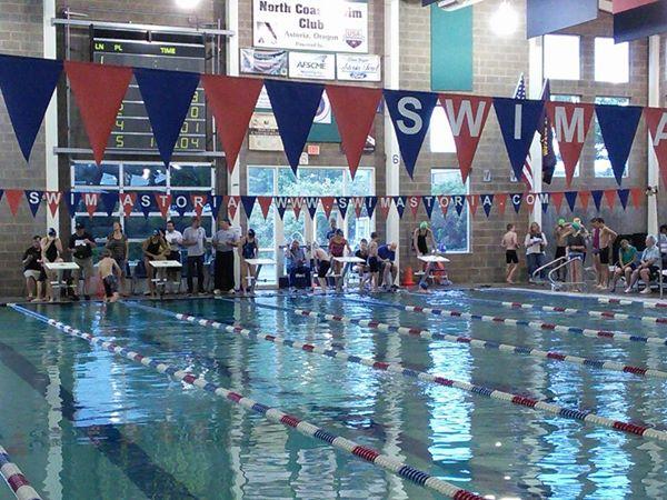 3) City of Astoria Aquatic Center