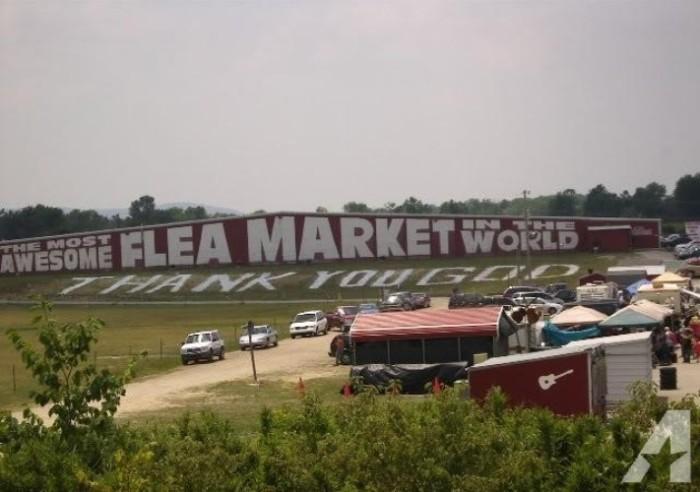 7. Awesome Flea Market