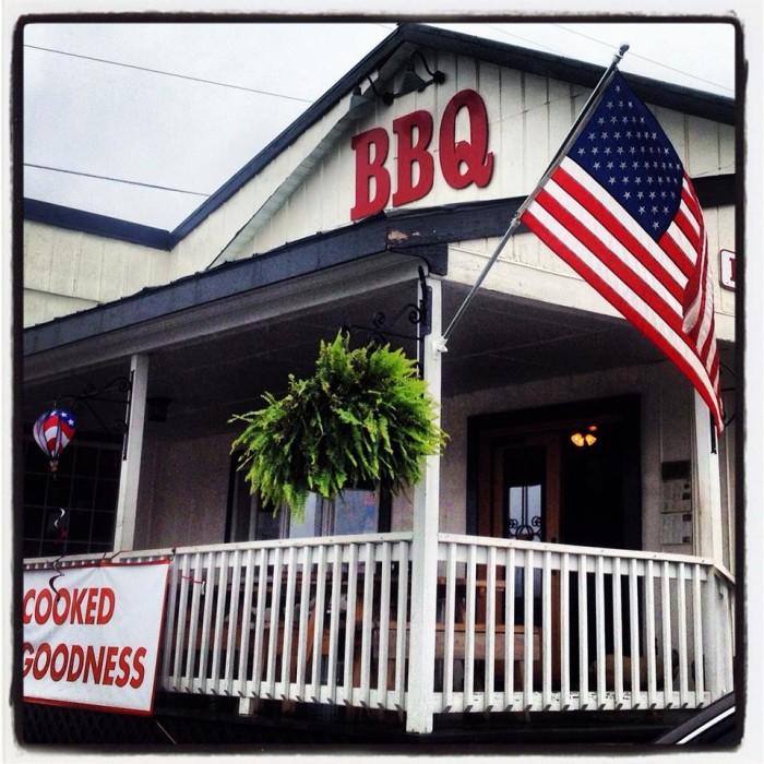 13. BBQ Exchange, Gordonsville