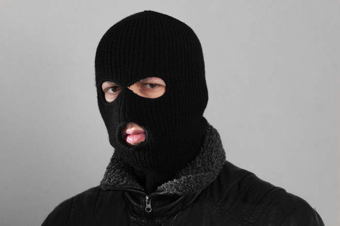 11. It is illegal to conceal your identity in public with a robe, mask, or other disguise for any purpose other than entertainment, weather protection, or medical treatment. If you see the paparazzi you better run really fast!