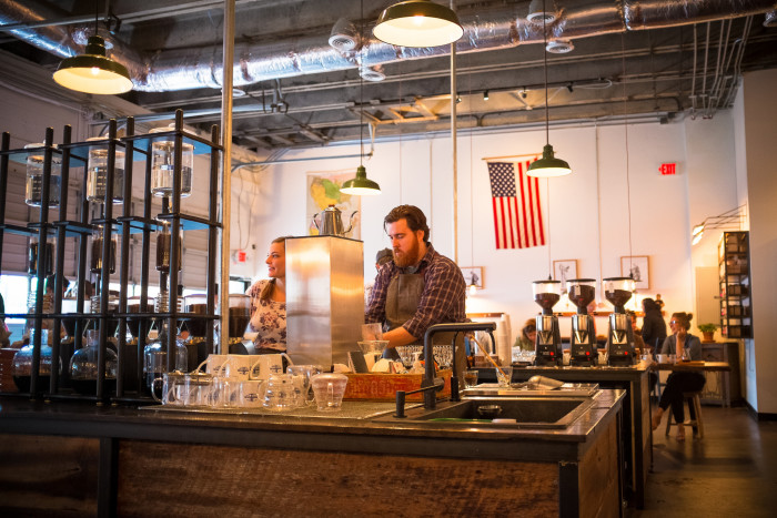 6) Coffee culture is BOOMING