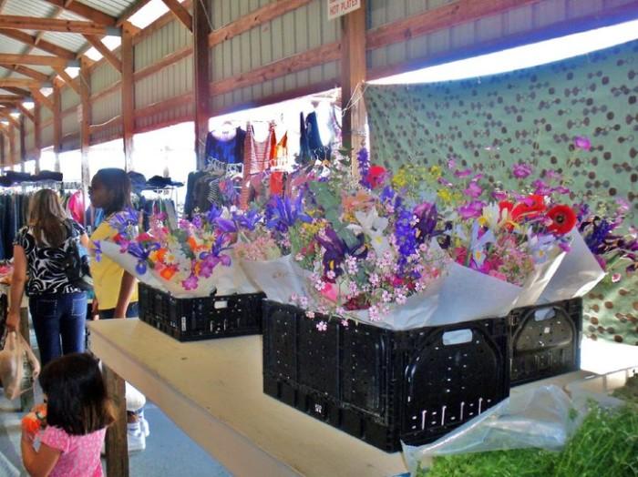 4. Barnyard Flea Market at Pineville, Fort Mill, SC