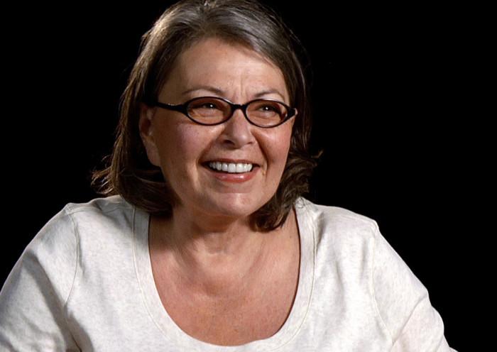 1) Roseanne Barr, born in Salt Lake City