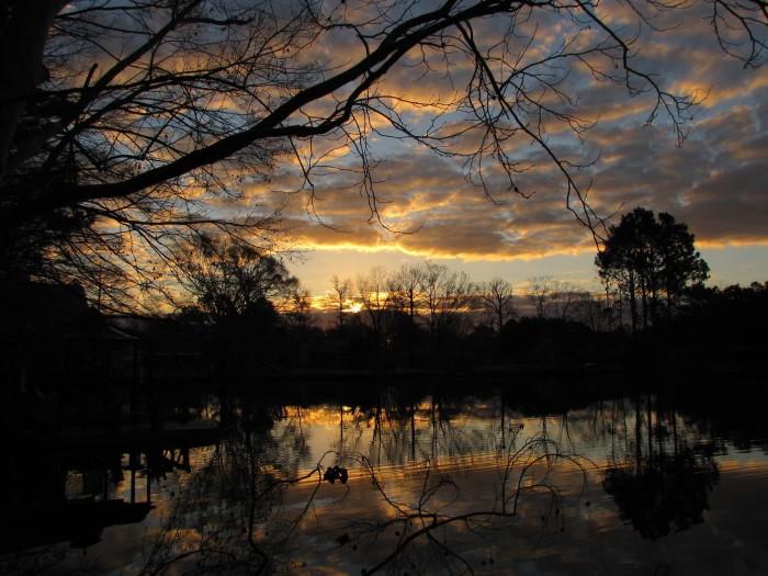 9) Baton Rouge Lakes