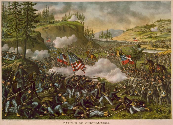 Chickamauga and Chattanooga National Park