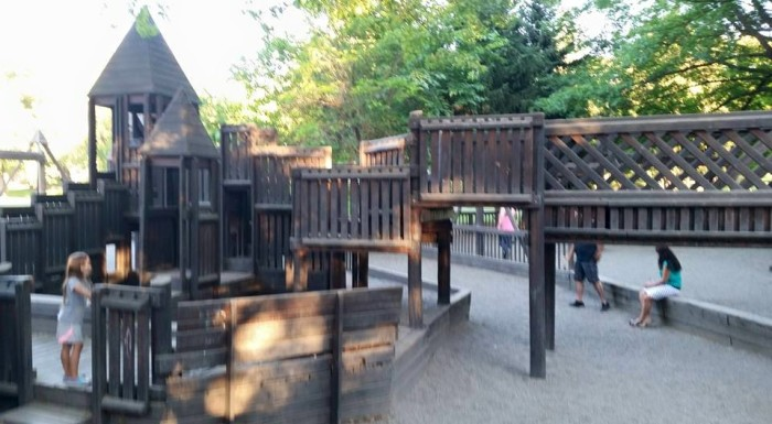 Bear Creek Park, Medford