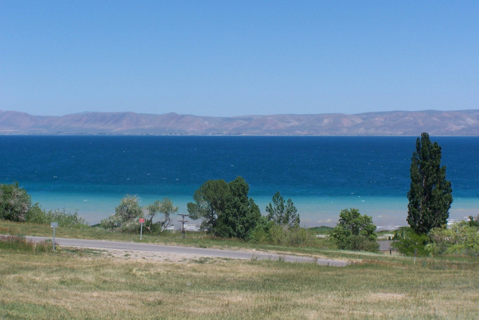 1) Bear Lake Monster: There's a scary monster living in Bear Lake.