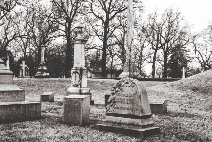 5. Bellefontaine Cemetery, St. Louis