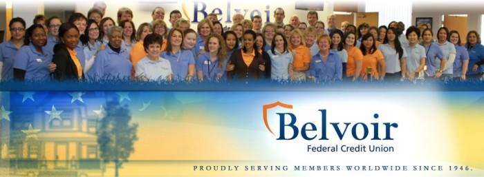 9. Belvoir Federal Credit Union, Woodbridge
