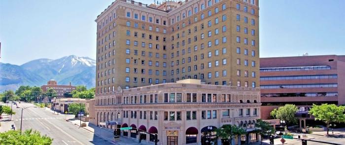 1) Ben Lomond Suites Historic Hotel Ogden, Utah