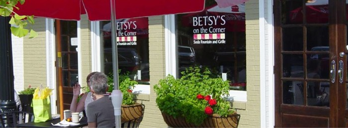 12. Betsy's On The Corner, 159 Laurens St NW, Aiken, SC 29801