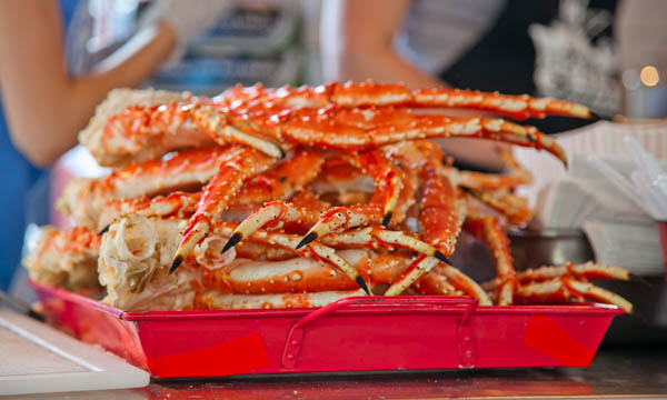 5) Tracy's King Crab Shack