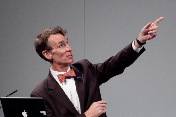 11. Bill Nye The Science Guy