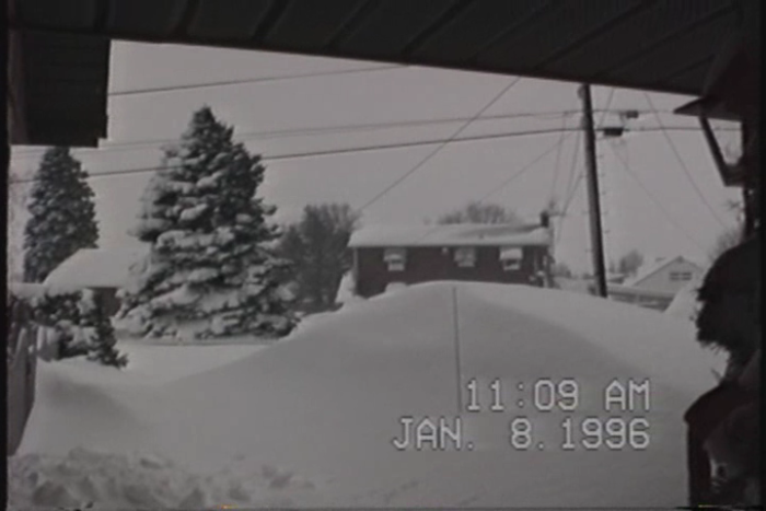 6. The blizzards of 1993 and 1996.