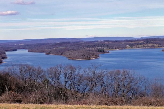 4. Blue Marsh Lake